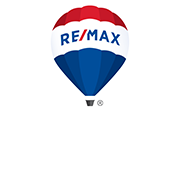remax logo with hot air balloon graphic and caption remax marketplace